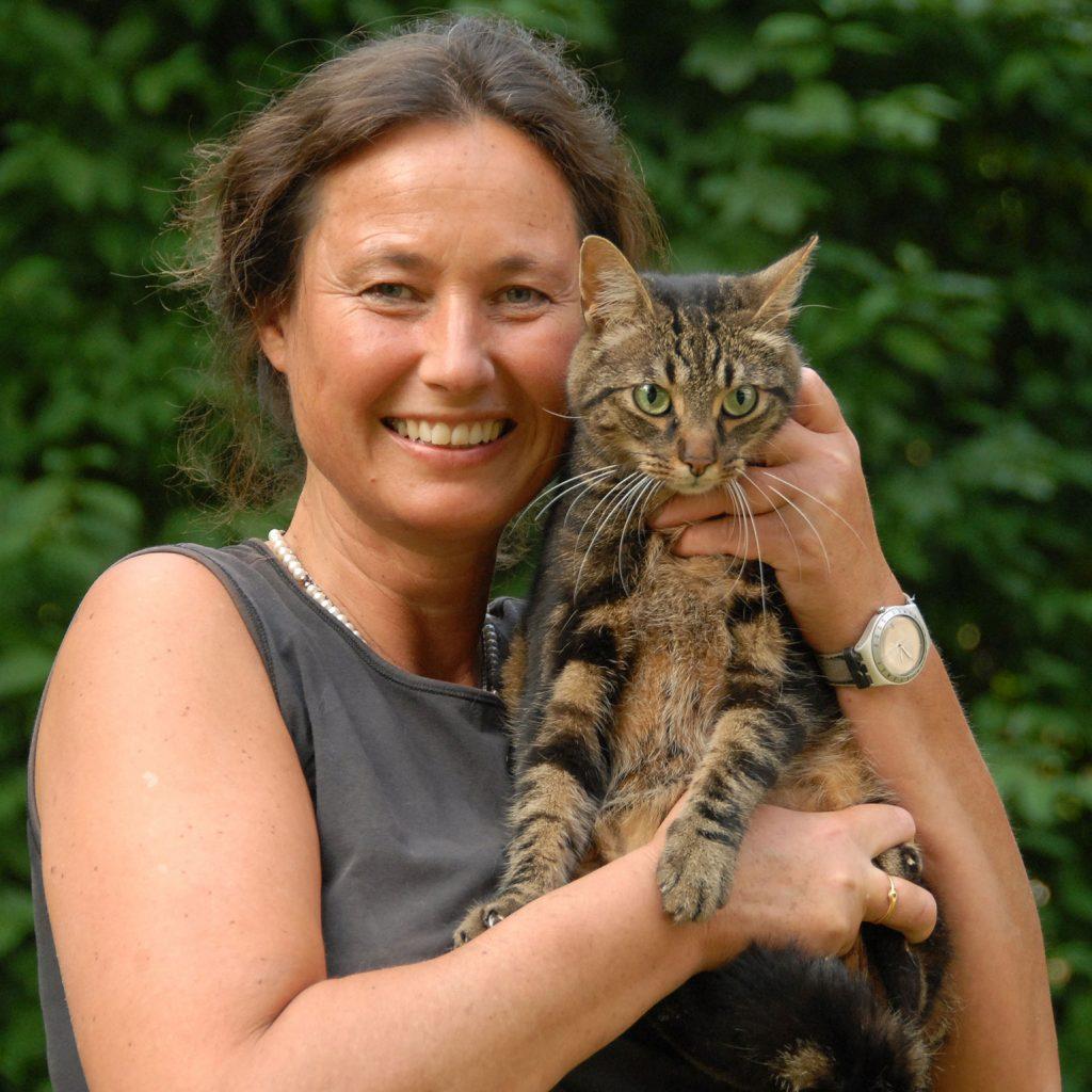 Tierärztin Susanne Meier
